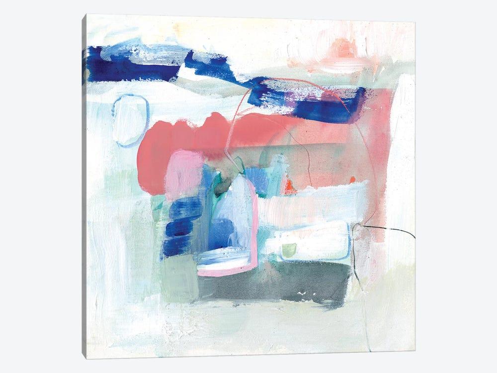 Procida IV by Victoria Borges 1-piece Canvas Artwork