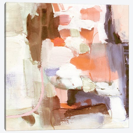 Ravel I Canvas Print #VBO167} by Victoria Borges Canvas Print