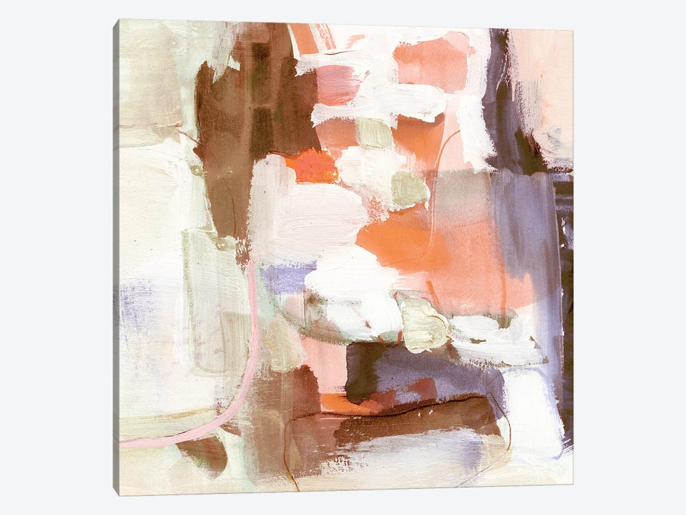 Ravel I by Victoria Borges 1-piece Canvas Art Print