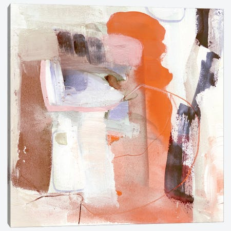 Ravel IV Canvas Print #VBO170} by Victoria Borges Canvas Art Print