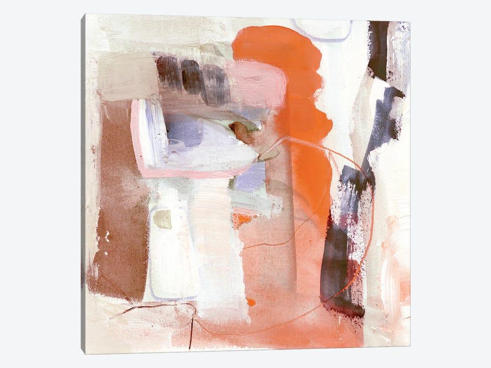 Ravel IV by Victoria Borges 1-piece Canvas Art Print