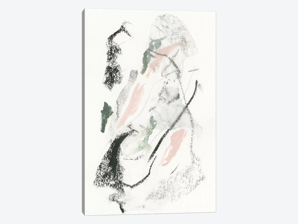 Unravel I by Victoria Borges 1-piece Canvas Artwork