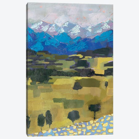 Alpine Impression I Canvas Print #VBO1} by Victoria Borges Canvas Art Print