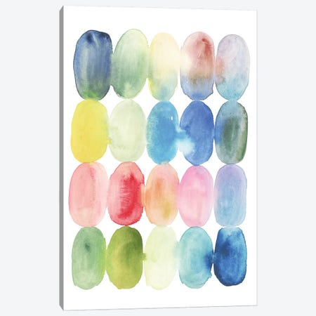 Color Melt I Canvas Print #VBO201} by Victoria Borges Canvas Print