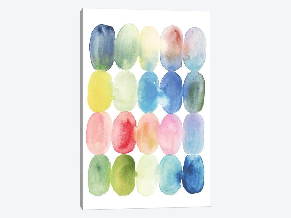 Color Melt I by Victoria Borges 1-piece Art Print