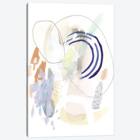 Double Dutch II 3-Piece Canvas #VBO204} by Victoria Borges Canvas Wall Art