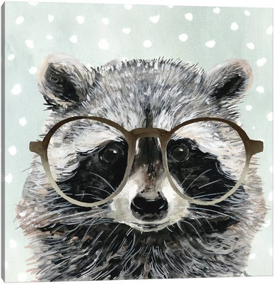 Four-eyed Forester IV Canvas Art Print