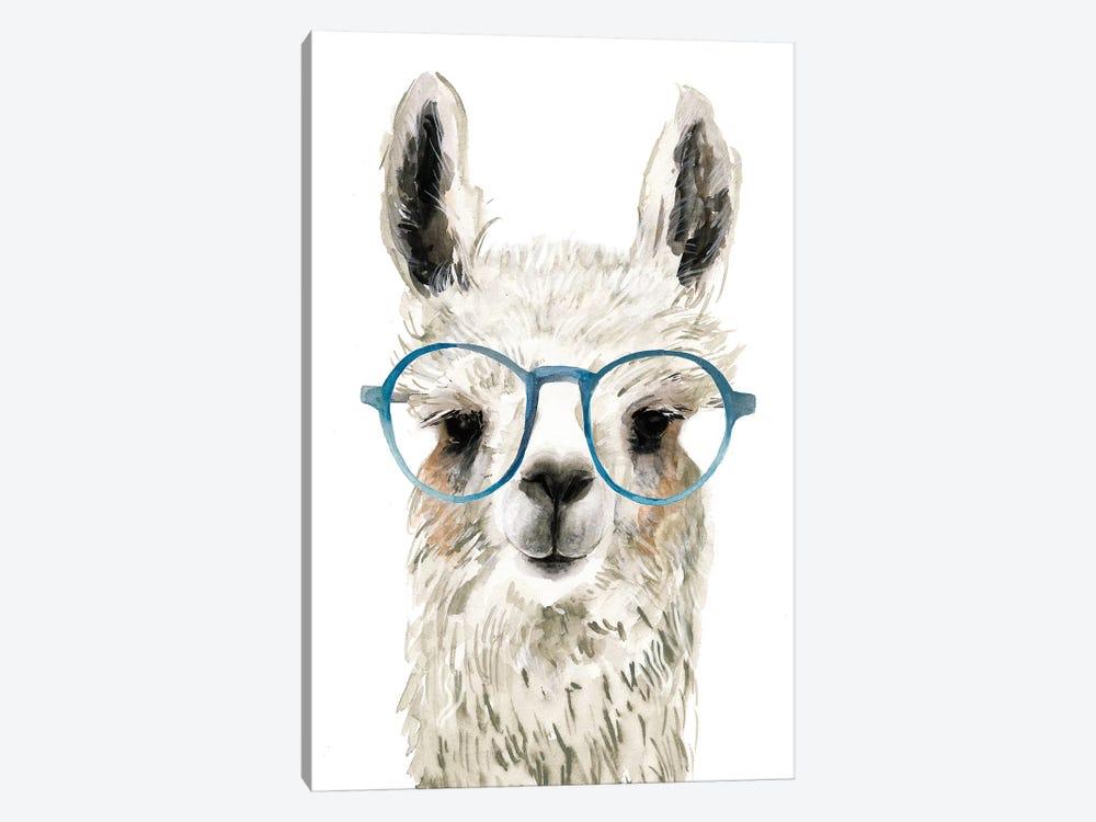 Hip Llama II by Victoria Borges 1-piece Canvas Art