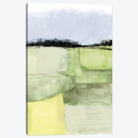 Pale Vista II 3-Piece Canvas #VBO242} by Victoria Borges Canvas Print