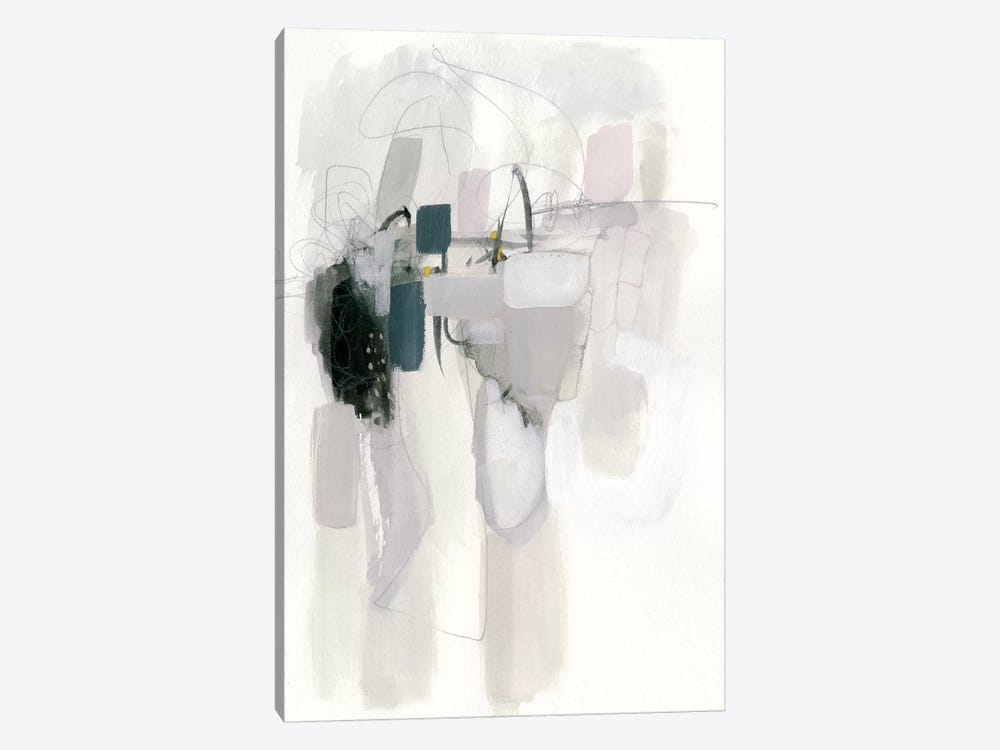 Spree IV by Victoria Borges 1-piece Canvas Artwork