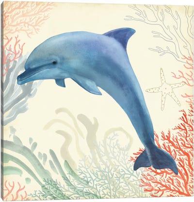 Underwater Whimsy II Canvas Art Print