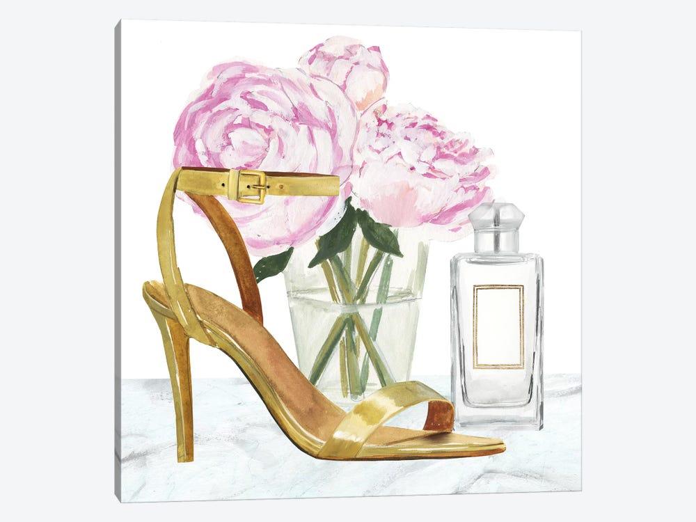 Get Glam VII by Victoria Borges 1-piece Art Print