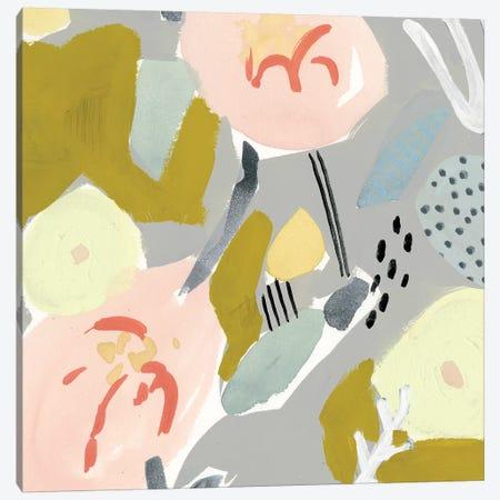 Honeydew Twist III Canvas Print #VBO320} by Victoria Borges Canvas Art