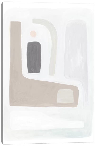 Opal Daydream I Canvas Art Print