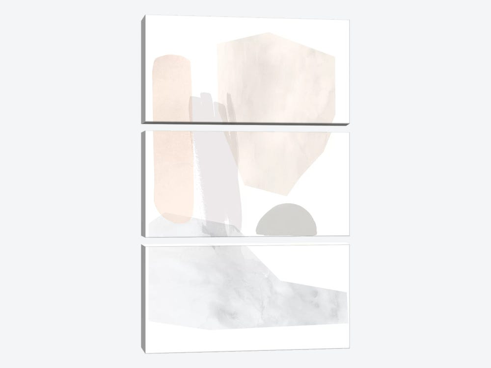Sweet Simplicity I by Victoria Borges 3-piece Art Print