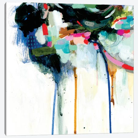 Collider III 3-Piece Canvas #VBO358} by Victoria Borges Art Print