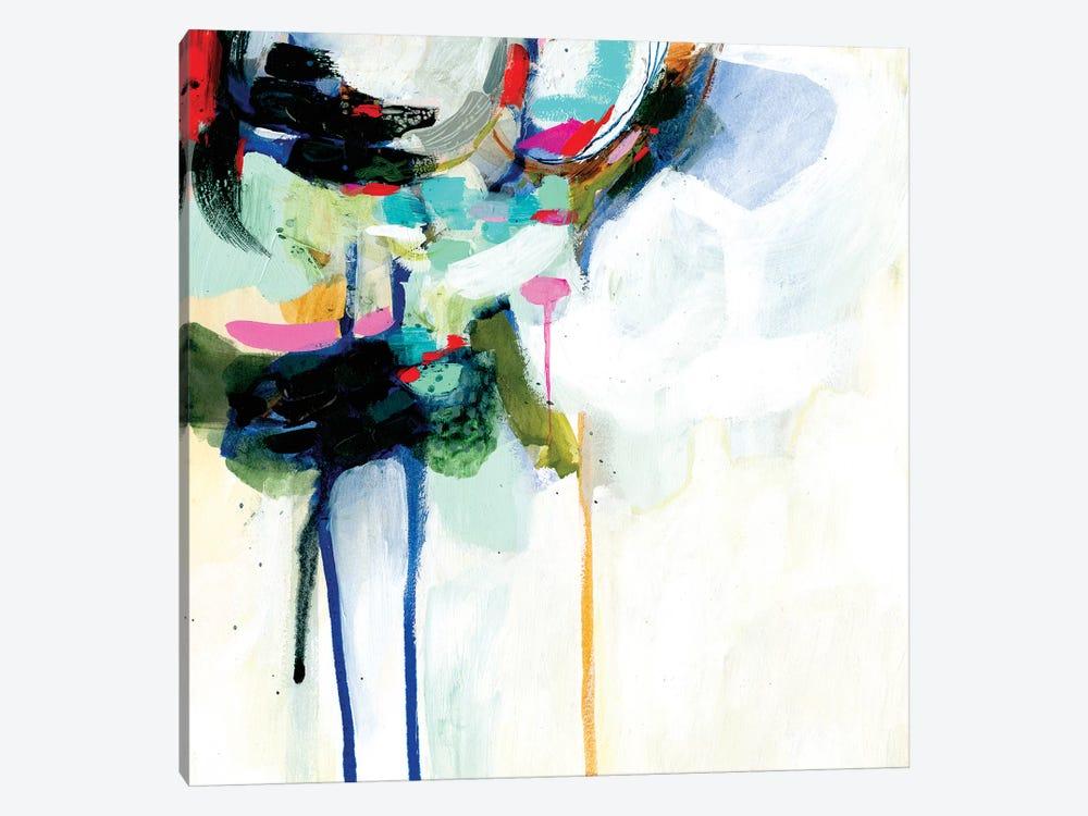 Collider IV by Victoria Borges 1-piece Canvas Print
