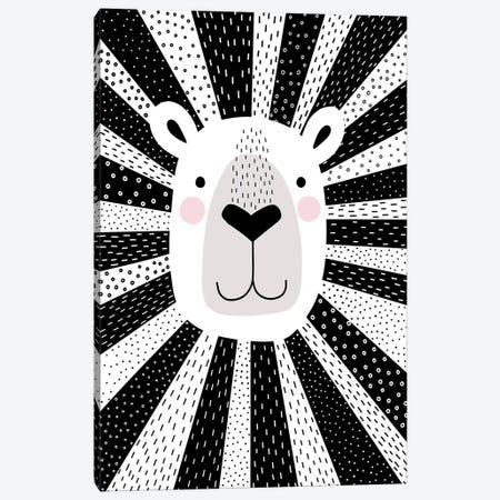 Mix & Match Animal I Canvas Print #VBO385} by Victoria Borges Art Print