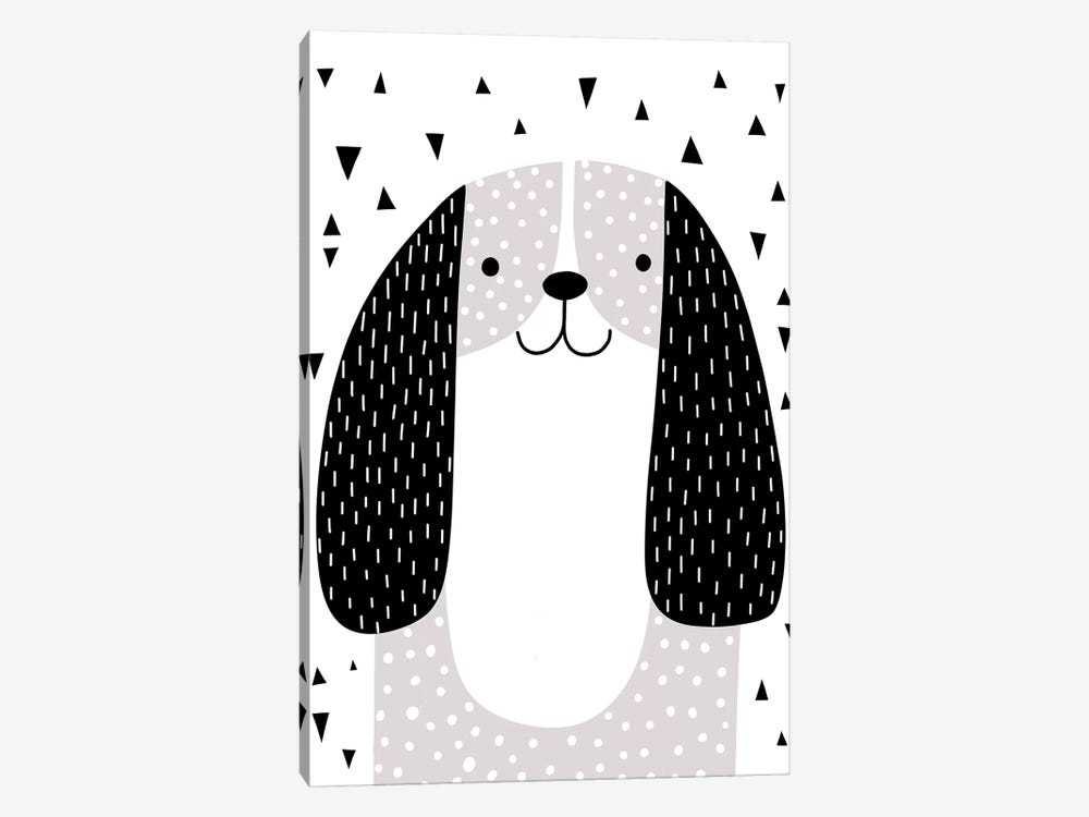 Mix & Match Animal VII by Victoria Borges 1-piece Canvas Wall Art