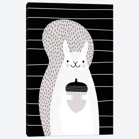 Mix & Match Animal X Canvas Print #VBO394} by Victoria Borges Canvas Art