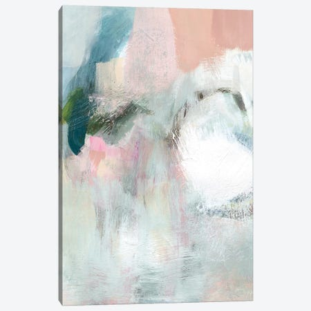 Elefante II Canvas Print #VBO419} by Victoria Borges Canvas Art