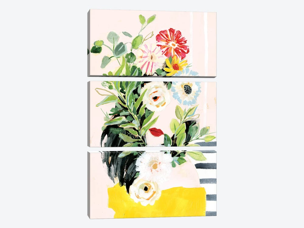 Grow Your Own Way II by Victoria Borges 3-piece Art Print