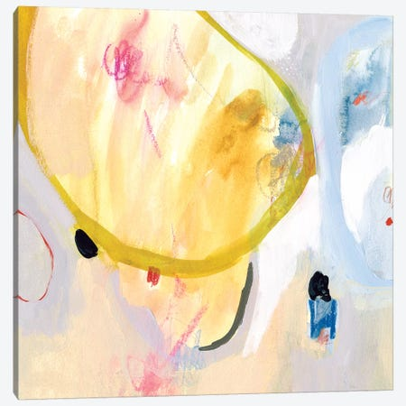 Love Language IV Canvas Print #VBO434} by Victoria Borges Canvas Art Print