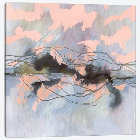 Horizon Flux I Canvas Print #VBO43} by Victoria Borges Canvas Art Print