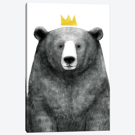 Royal Forester I Canvas Print #VBO447} by Victoria Borges Canvas Wall Art