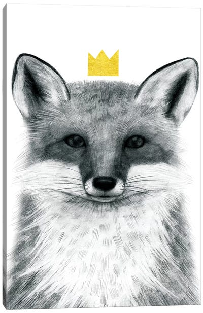 Royal Forester III Canvas Art Print