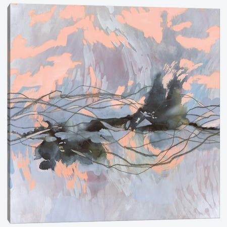 Horizon Flux II Canvas Print #VBO44} by Victoria Borges Canvas Artwork