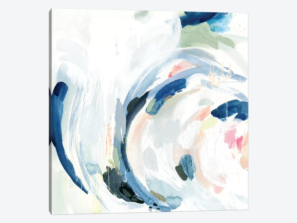 Tailspin I by Victoria Borges 1-piece Canvas Wall Art