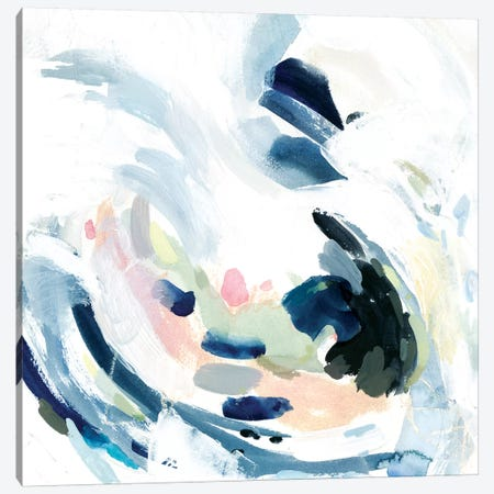 Tailspin II 3-Piece Canvas #VBO458} by Victoria Borges Canvas Artwork
