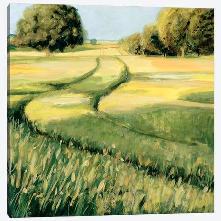 Eau Pleine View II Canvas Print #VBO490} by Victoria Borges Canvas Art