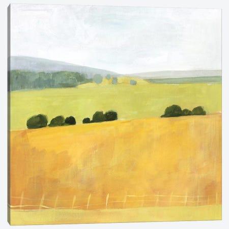Soft Fieldscape II 3-Piece Canvas #VBO492} by Victoria Borges Canvas Artwork