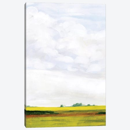 Field Walk I Canvas Print #VBO493} by Victoria Borges Canvas Art