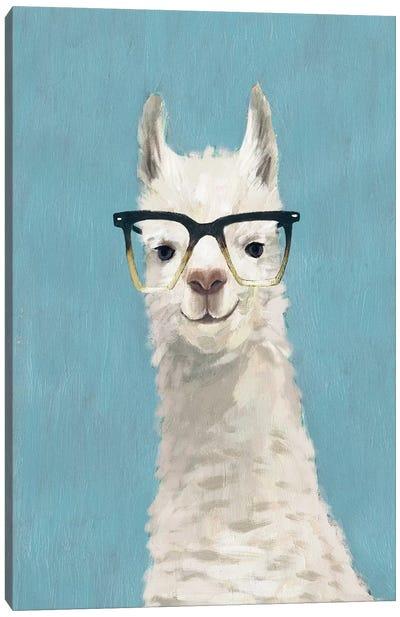 Llama Specs II Canvas Art Print
