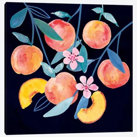 Fresh Fruit IV Canvas Print #VBO526} by Victoria Borges Canvas Print