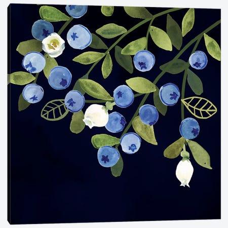 Fresh Fruit VI Canvas Print #VBO528} by Victoria Borges Canvas Art