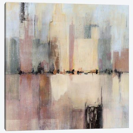 City Strata I Canvas Print #VBO560} by Victoria Borges Canvas Art