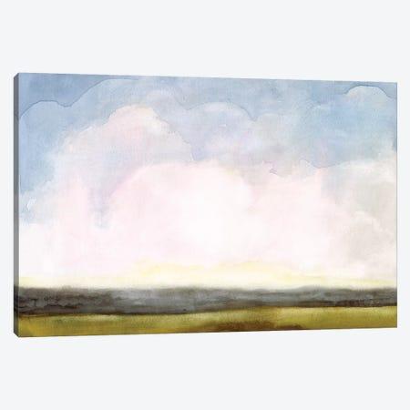 Cumulus Horizon I Canvas Print #VBO566} by Victoria Borges Art Print