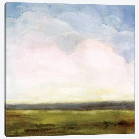 Cumulus Horizon II Canvas Print #VBO567} by Victoria Borges Canvas Art Print