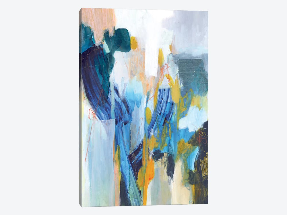 Elsewhere I by Victoria Borges 1-piece Canvas Art