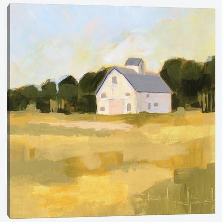 Golden Country II 3-Piece Canvas #VBO581} by Victoria Borges Canvas Art