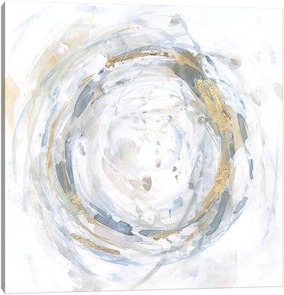 Halcyon Whirl II Canvas Art Print