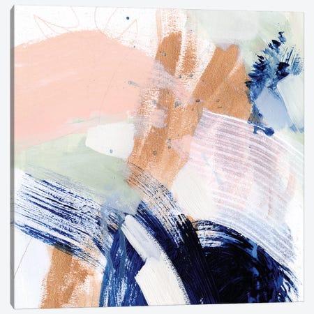 Lanikai I Canvas Print #VBO588} by Victoria Borges Canvas Artwork