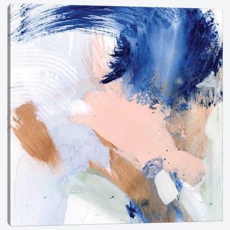Lanikai II Canvas Print #VBO589} by Victoria Borges Canvas Art
