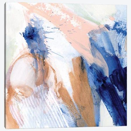 Lanikai IV Canvas Print #VBO591} by Victoria Borges Canvas Art Print