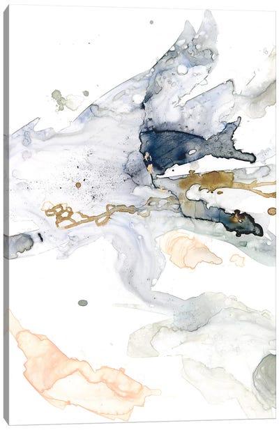Organic Interlace II Canvas Art Print