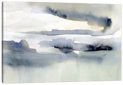 Passing Through II Canvas Art Print